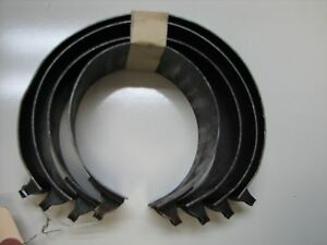 Piston Ring Compressor Set 2 7 8 4 3 8 No Pliers