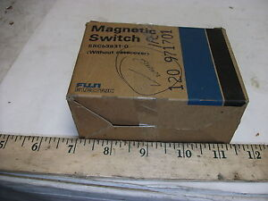 Fuji Magnetic Switch srcb3931 0