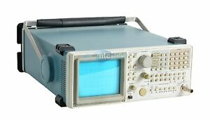 Tektronix 2714 9khz 1 8ghz Spectrum Analyzer 75 Ohms Catv