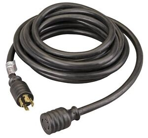 New Reliance Pc3020 Generator Cord Kit 20 Foot 10 4 30 Amp Twist Lock