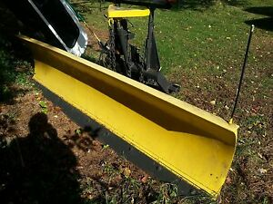 Fisher 9 Minute Mount 1 Plow