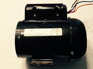 Little Giant Magnetic Drive Pump Motor 1 8 Hp 115 230v 60hz 20 Gpm Te 5 md hc