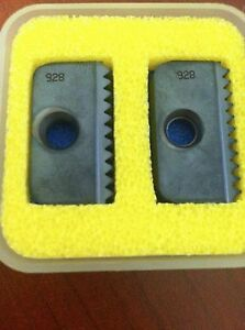Iscar Mt30 E 10 Un Ic928 5602857 Indexable Carbide Thread Milling Inserts Qty 2