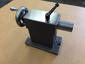 6 50 Center Index Designs Tailstock Fadal Okuma Troyke Tecnara Nikken Haas