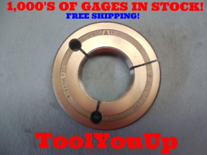 2 1 4 24 Ns 2 Thread Ring Gage No Go Only 2 250 P d 2 2230 Machinist Tooling