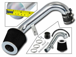 Bcp Black 01 05 Honda Civic 1 7l At Mt Racing Air Intake Kit