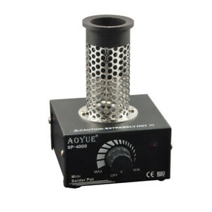 Aoyue Mini Solder Pot Sp4000 160 Watts