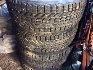 Firestone Winterforce 225 70r15 Tire0 Sold
