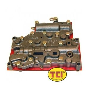 Tci Automotive 744500 Powerglide Internally Controlled Circlematic Valve Body