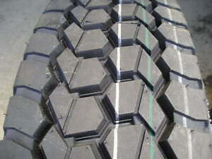 4 Tires 275 70r22 5 Tires Rlb490 16pr Tire 275 70 22 5 Double Coin 27570225