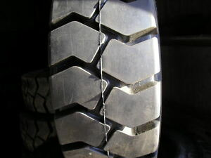 2 tires 16x6 8 Tires Advance Solid Forklift Tire 16 6 8 Flat Proof 1668