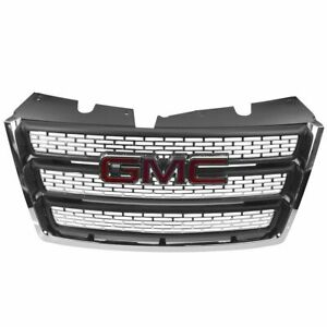 Oem 22765590 Grille With Emblem Chrome Finish Front For Gmc Terrain Brand New