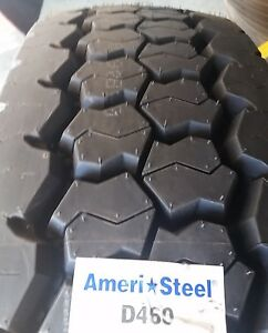 10 tires 11r22 5 Tires General 8 D460 Drives 2 S360 Steers Tire Usa 11225