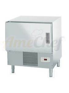 Blast Chiller shock Freezer 5 Trays Gn 1 1 Pans Capacity Tekna Abt 5