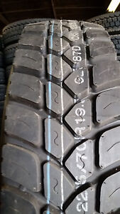 225 70r19 5 Tires Gl687d 14pr Drive Tire 225 70 19 5 Samson Advance 22570195