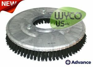 Oem Advance 56505784 Disc Brush 17 Prolene 3 Lug Convertamax Floor Scrubbers