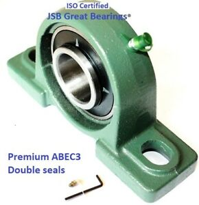 2 1 2 Ucp213 40 Quality Self align Ucp 213 40 Pillow Block Bearing Ucp