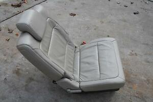 2009 Ford Flex Sel 3 5l V6 2nd Row Bucket Captain Seat Chair Right Rh Pass 09