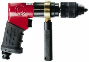 Chicago Pneumatic Cp 9791 Drill 13 Mm With Quick Action Chuck