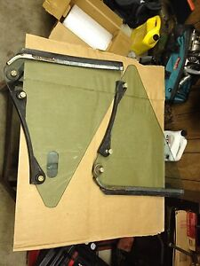 1970 Buick Riviera Rear Quarter Glass Soft Ray