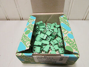 Phoenix Contact Mkdsn 2 5 2 5 08 Ch No 3000193257 Terminal 2 Pin Box Of 50