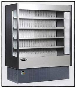 Kool it Hydrakool Kgh of 50 s 50 Open Air Grab And Go Refrigerated Display Case