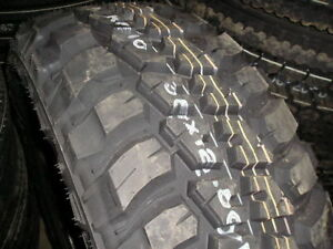 5 Tires 35x12 50r18 Federal Mud Terrain Truck Tire Off Road 35125018