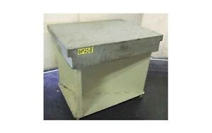 36 X 48 X 8 Granite Plate Salt Pepper Grade A