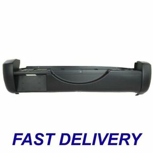 New Rear Primered Bumper Cover Fits 2002 2007 Jeep Liberty Ch1100406