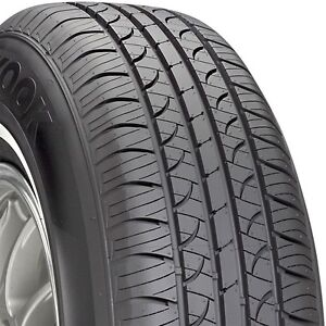 2 New Tire s 205 75r14 95s Hankook H724 Optimo 2057514 All Season White Wall