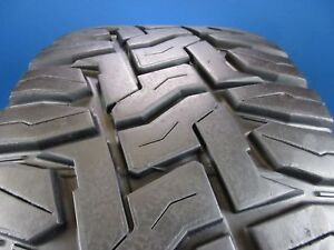 One Used Toyo R t Open Country Lt305 55 20 11 12 32 Tread Repair Free 37xl