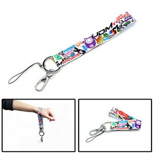 Ijdmtoy Graffiti Jdm Lanyard Wristlet For Key phone W Fresh As Fck Domo Etc
