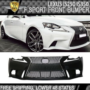 Fit 14 16 Lexus Is250 Is350 F Sport Front Bumper Conversion Bodykit Pp