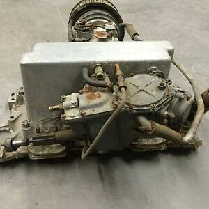 1960 62 Corvette Fuel Injection Unit W Dist 1110914 Rochester