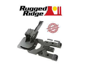 Rugged Ridge Spartacus Hd Tire Carrier System 07 16 Jeep Wrangler Jk 11546 50