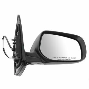Power Door Mirror Right Passenger Side Rh For 09 13 Toyota Corolla