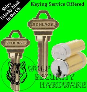 Qty 1 Schlage Large Format Ic Removable Core C Keyway 626 Finish 1 Bitted