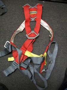 Msa 10070471 Arcsafe Std Safety Harness Vest Style