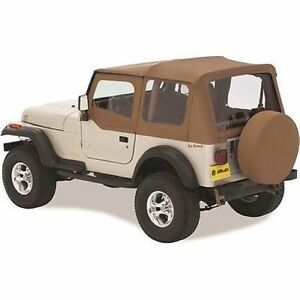 Bestop 51120 37 Replace A Top Soft Top Spice For 1988 1995 Jeep Wrangler