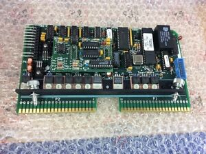 Label aire Micro Control Card 7302790 12mhz Assy 0014581 Ver B