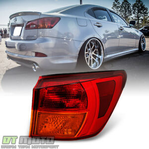 2006 2008 Lexus Is250 Is350 Outer Tail Lights Brake Lamps Right Passenger Side