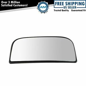 Wide Angle Lower Tow Convex Mirror Glass Right Side For Gm Suv Fs Pickup Truck