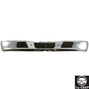 New Chrome Rear Bumper For Dodge Dakota Ch1102363 55077653ad