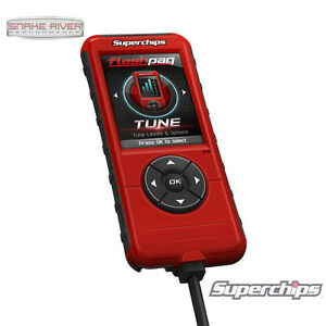 Superchips Flashpaq F5 Tuner For 01 16 Chevy Silverado Gmc Sierra Gas 2845