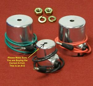 Meyer Snow Plow Coil Set A12 15392 B9 15382 C9 15430 Brand New