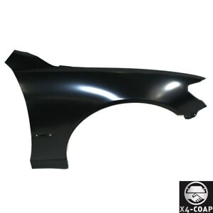 New Front Right Passenger Side Fender For Lexus Is300 01 05 With Molding Hole