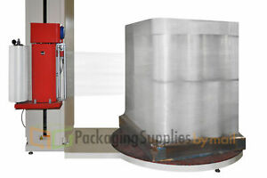 40 Rolls Down Gauge Machine Wrap 20 X 8000 X 55 Ga Bundling Stretch Film