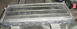 48 5 X 21 X 4 Steel Welding T slotted Table Cast Iron Layout Plate 3 T slot