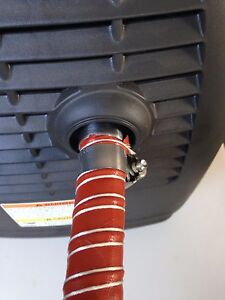 Generac Ix2000 Generator 3 4 Exhaust Extension 3 Foot