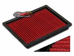 Rtunes Oem Replacement High Performance Flow Drop In Panel Dry Air Filter 1556